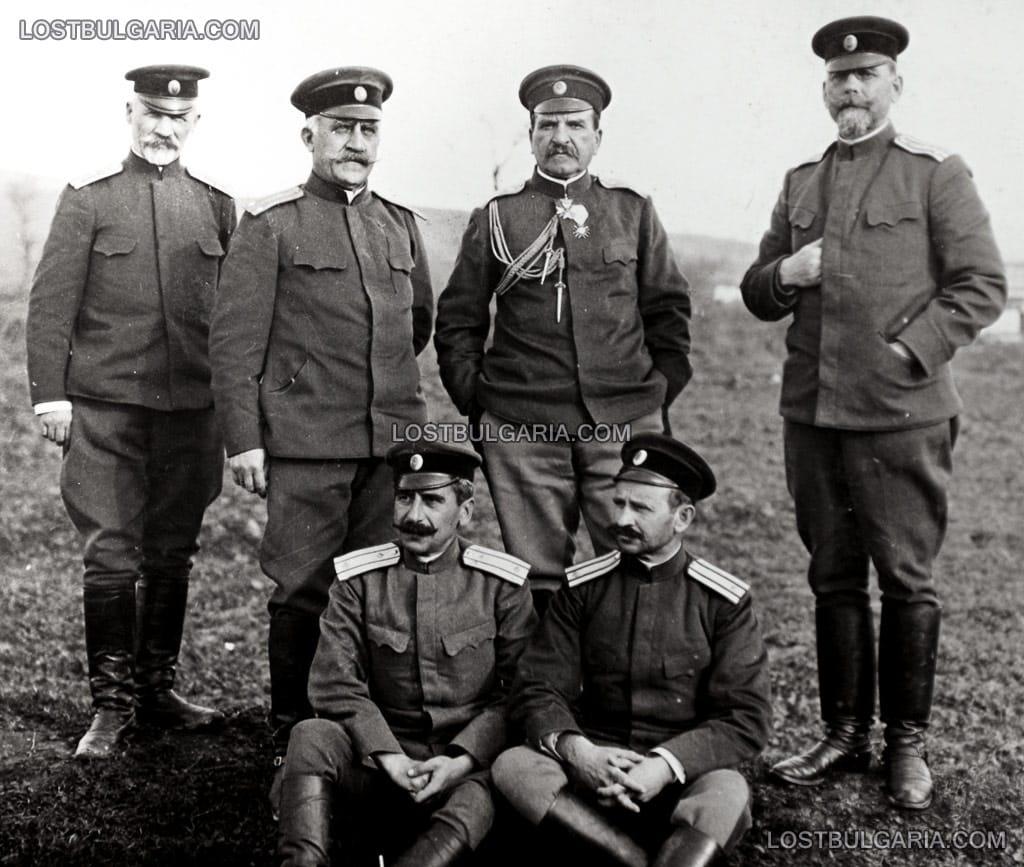 Генерал лейтенант радко димитриев